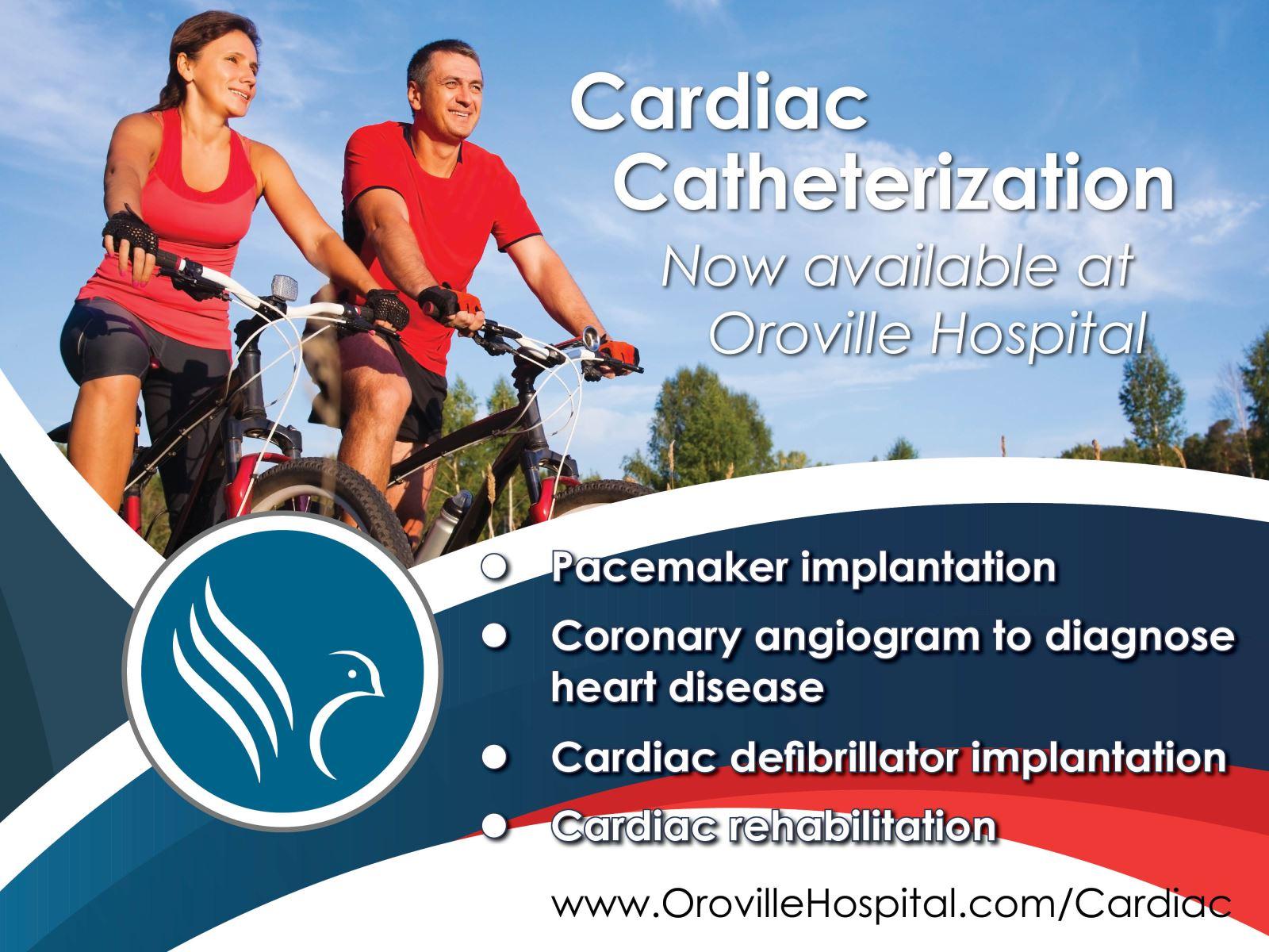 Cardiac Catheterization - Now Available! - News Article